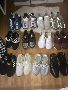 HUGE SNEAKER CLEAR OUT SIZES 9, 9.5, 10, 10.5, & 12
