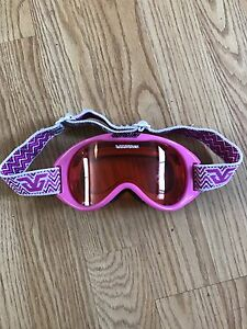 Toddler ski goggles