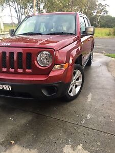 2012 jeep patriot Taree Greater Taree Area Preview