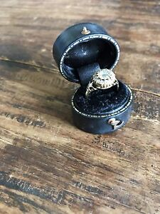 Antique Diamond Ring Waverley Eastern Suburbs Preview