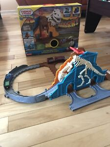 Thomas le train dinosaure