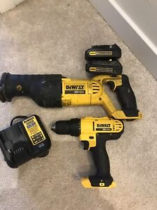 Dewalt 20v tool set