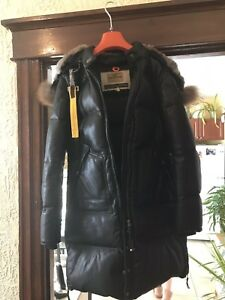 Parajumper leather winter jacket (woman)