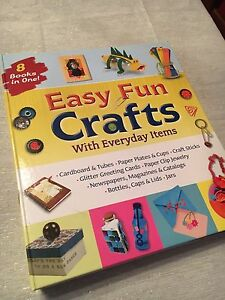 Easy Fun Crafts Book