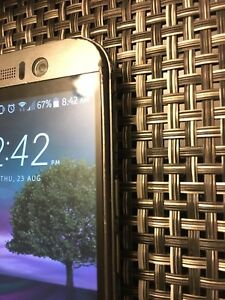HTC one m9 - solid little android phone