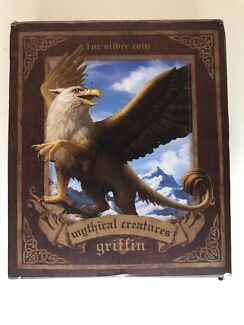 2013 Mythical Creatures Griffin Coin