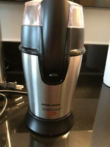 Black + Decker Coffee Grinder