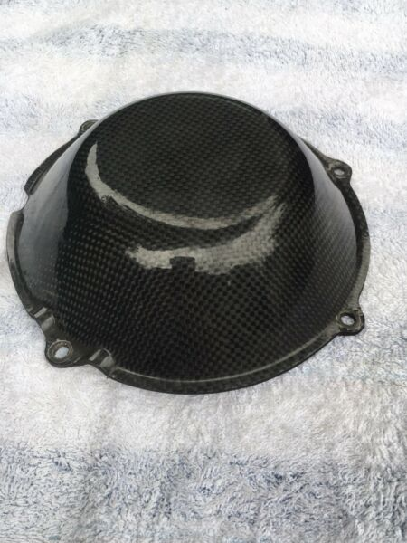 Ducati 900SS Carbon Fibre Clutch Cover