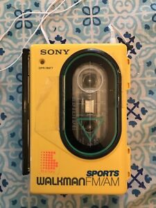 Sony Walkman Look and works great! Sold PPU