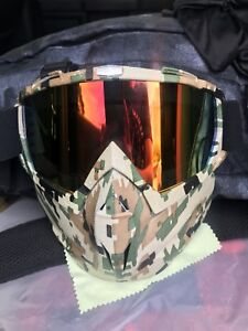 brand new paintball mask