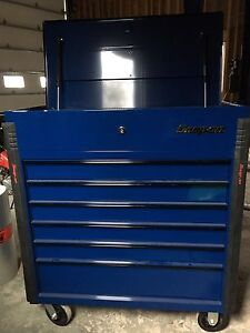 Snap-on tool cart