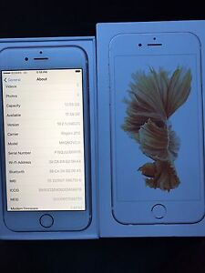 iPhone 6S Rogers Rose Gold 16Gb