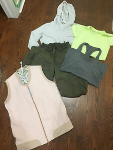 Lulu lemon lot size 8 & 10