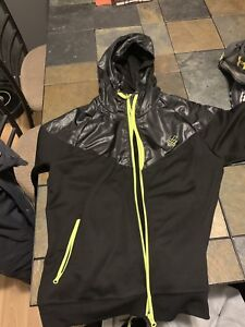 Jed North size L zip up