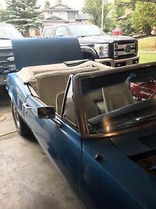 1967 Pontiac Firebird Convertable For Sale