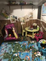 Inhome daycare, west mountain