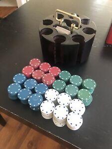 340 poker chips