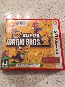 Jeu 3DS Nintendo : New Super Mario Bros.2