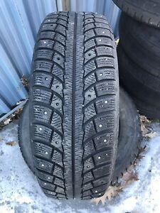 4 pneu d'hiver  195x65 r 15