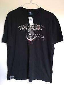 Mens Ralph Lauren T-Shirt - Size L Queanbeyan Queanbeyan Area Preview