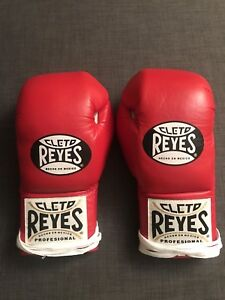 Reyes 10oz professional fight gloves - Never Used!