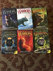 Warrior Cats: Dawn of The Clans (Set)