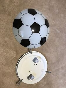 Soccer ceiling light for sale
