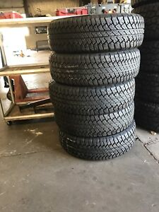 BRAND NEW 5 Jeep tires 18 inch