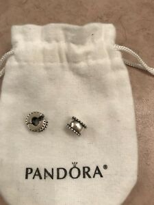 Authentic Pandora Clips