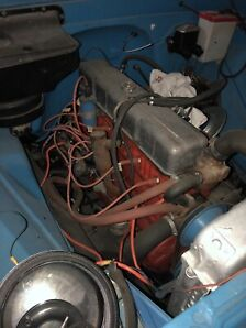1962 Chevy C20 Fleetside