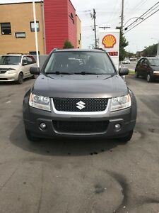GRAND VITARA 2010 JLX AWD CLEAN CAR FAX