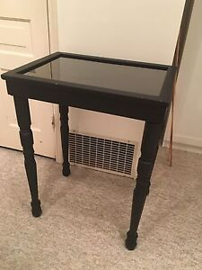 Jewelry display tables for craft shows and markets (4 tables)