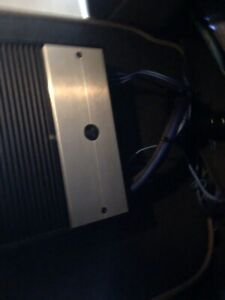 JL amp and two Kenwood 10inch 450 obo