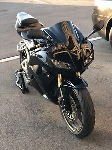 2012 Honda CBR 600 abs