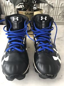 Men's Size 9 Under Armour Football cleats