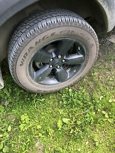 Selling Ram All Season Tires