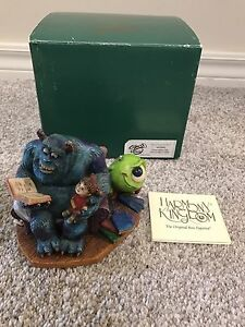Monsters inc Story Time for Boo VERY RARE Figurine