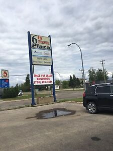 Retail/Office Space for Rent, Slave Lake Alberta