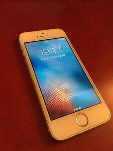 iPhone 5s 16GO Blanc Virgin ou Bell