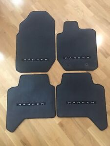 Ford ranger carpet floor mats Muswellbrook Muswellbrook Area Preview