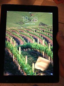 iPad 3rd gen 64gig wifi+cellular black