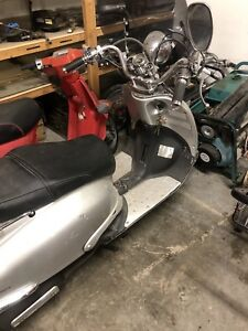 Scooter needs carb or carb kit