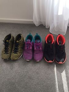 Nike flyknits/roshes Clovelly Park Marion Area Preview