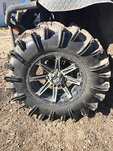 Can am mud tires