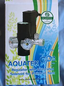 Aquatek CO2 System for Planted Tank (uses Paintball Tanks)