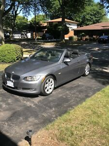 2009 BMW 335i Hard-top Convertible