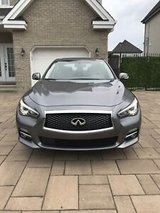 Infiniti Q50 2L Turbo Luxury Package - Lease 24 months Remaining