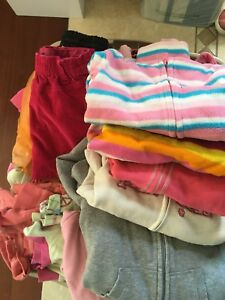 Girls size 4 lot, A LOT of items