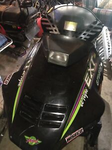 91 ARCTIC CAT EXT 550