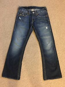 True Religion Authentic men's jeans 31x34